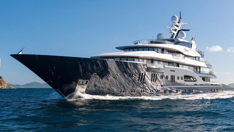 Solandge Yacht Charter Details Lurssen Charterworld Luxury