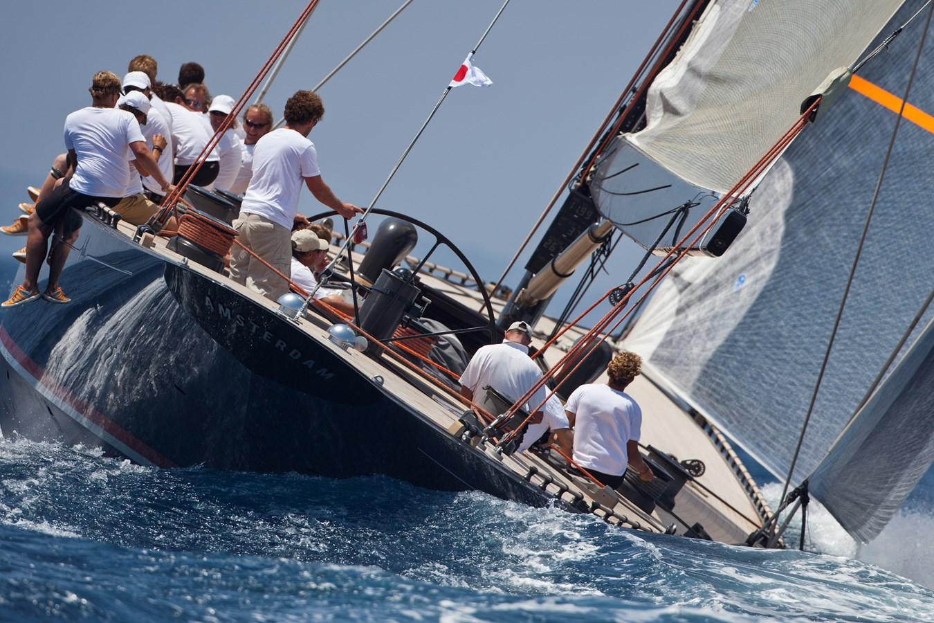 FIREFLY Yacht Charter Details, Bloemsma & Claasen   CHARTERWORLD Luxury Superyachts