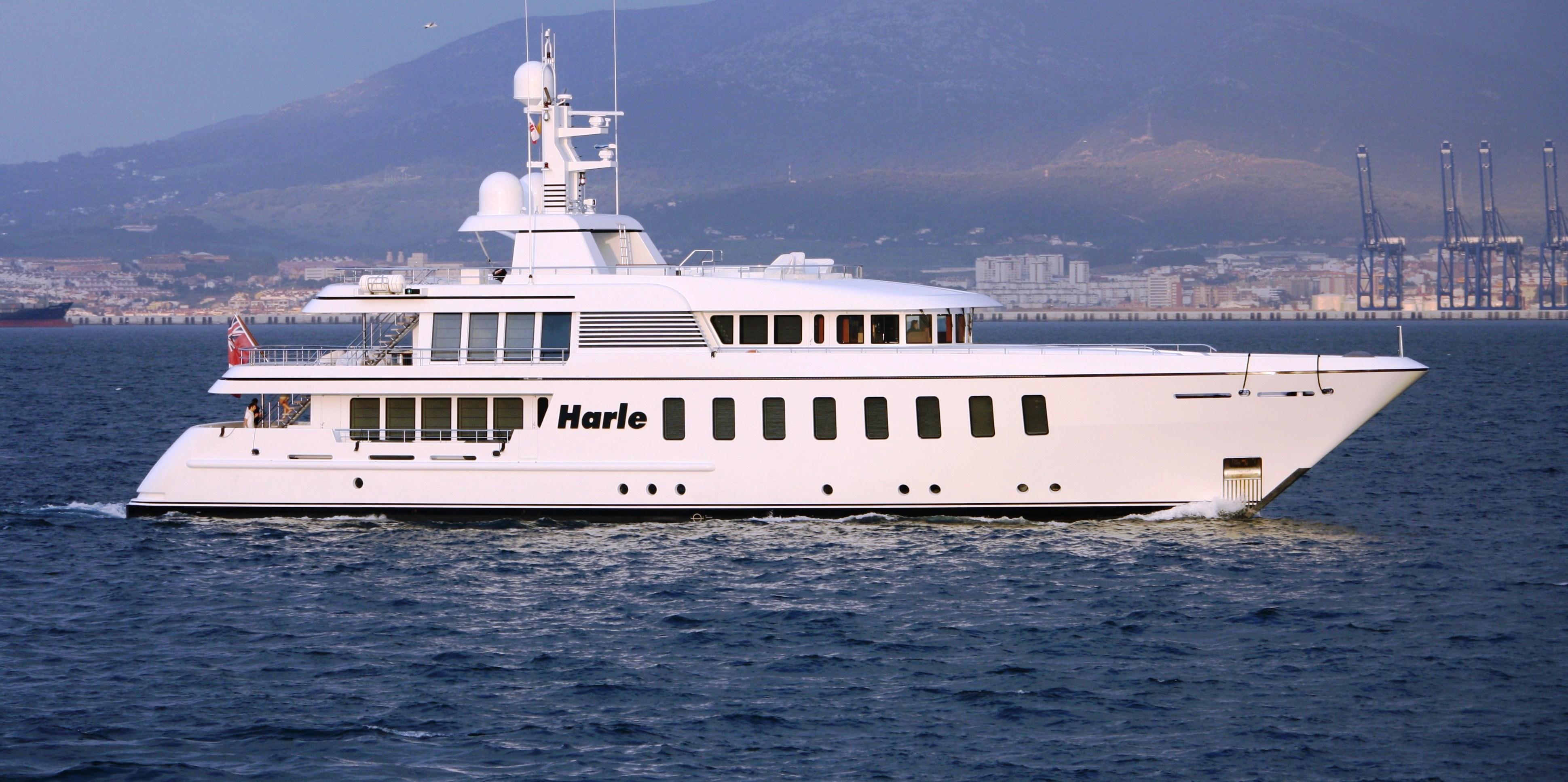 Yacht Harle