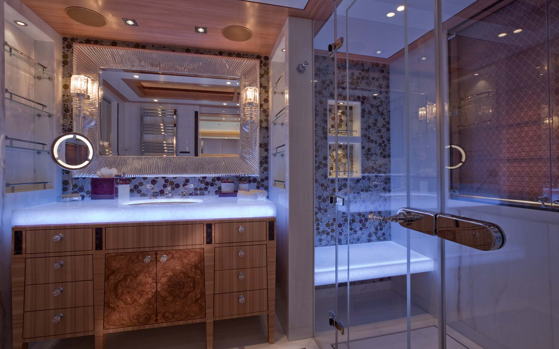Main Deck Guest Bathroom