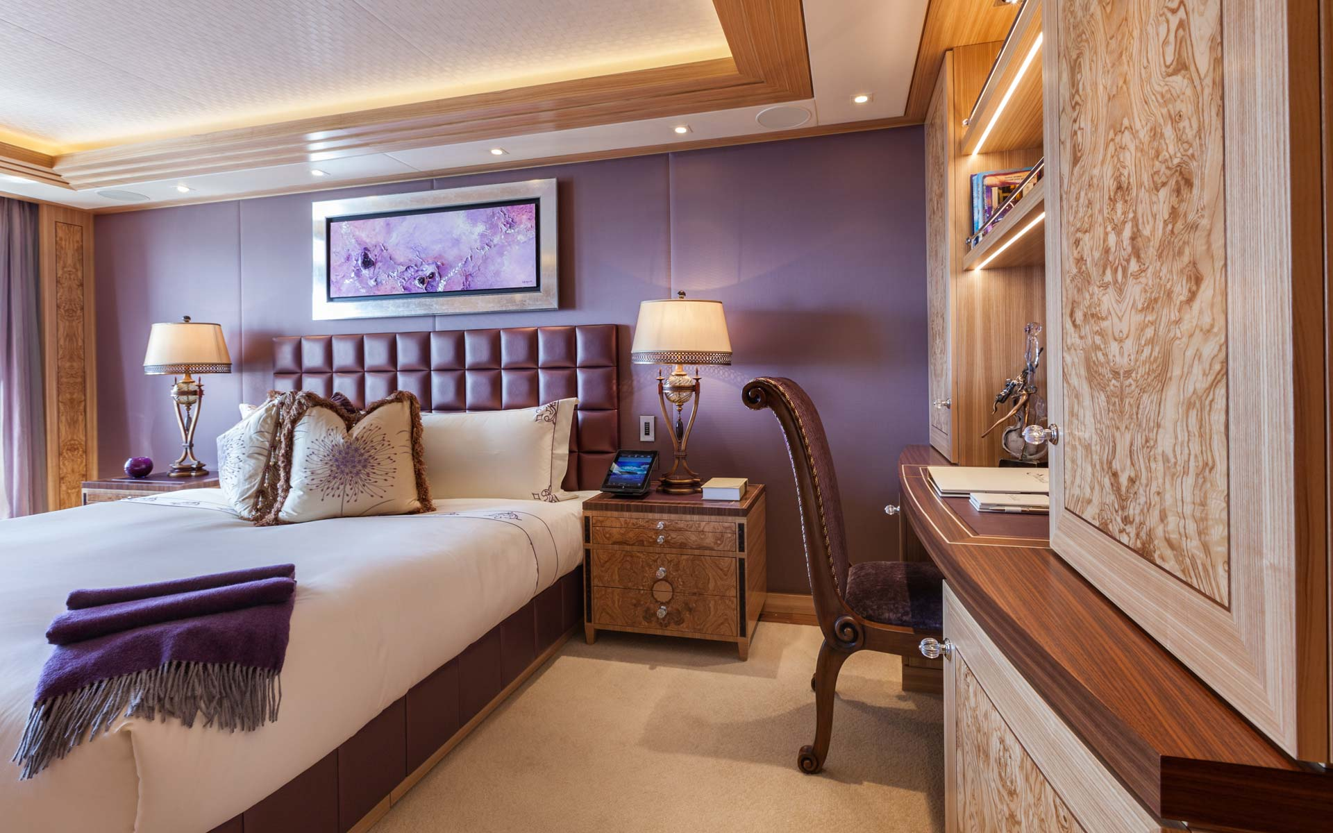 Main Deck Guest Suite Accommodation