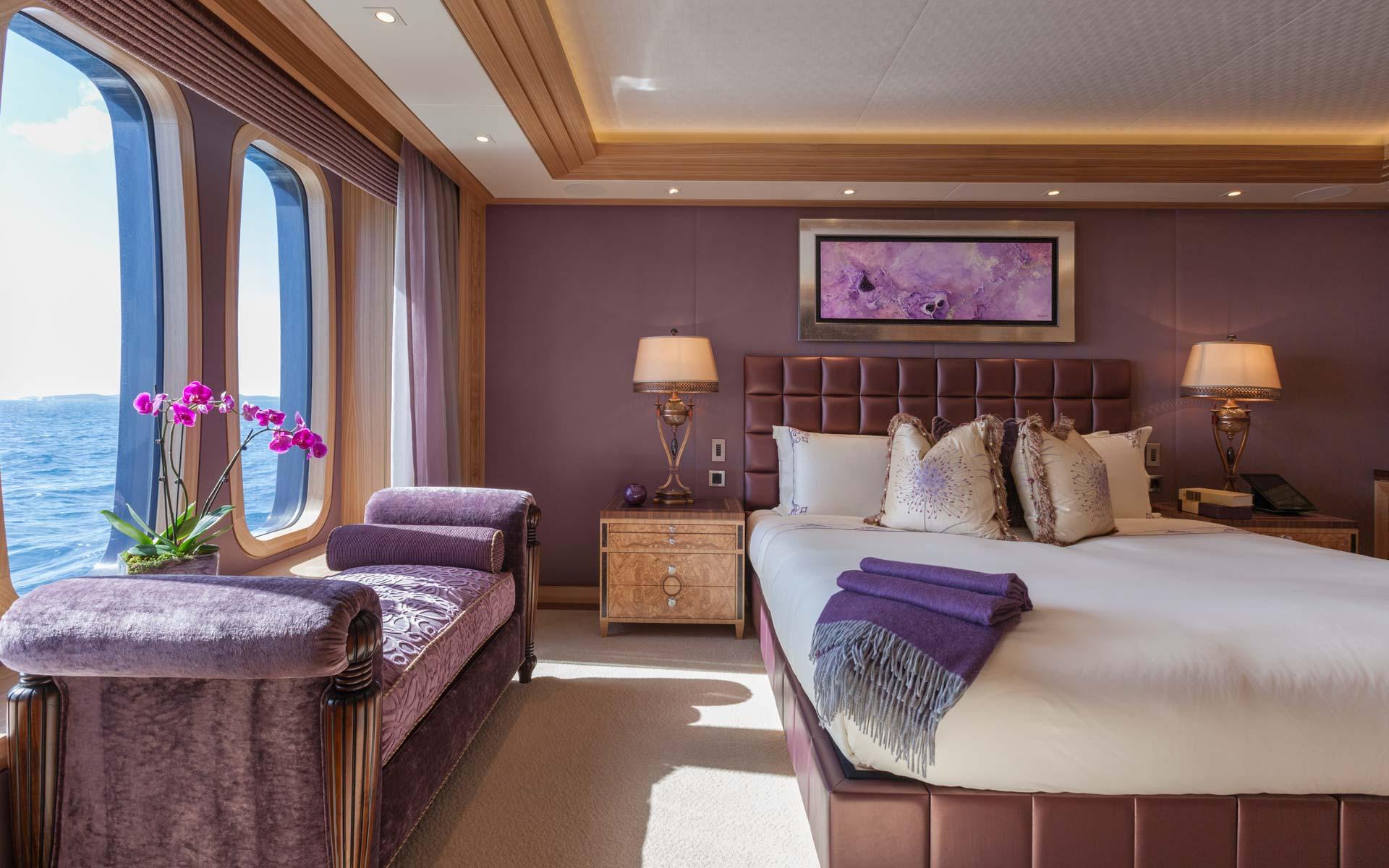 Main Deck Guest Suite