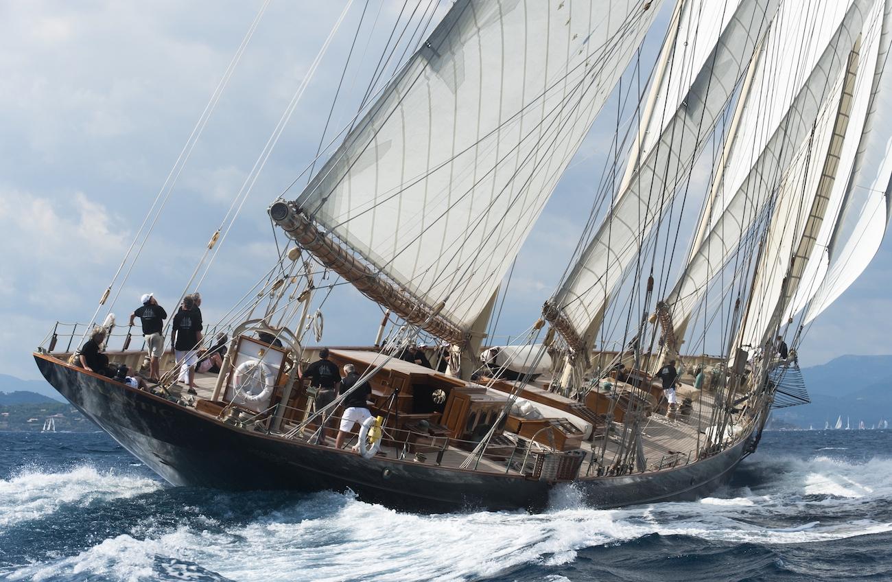 Sailing Yacht ATLANTIC