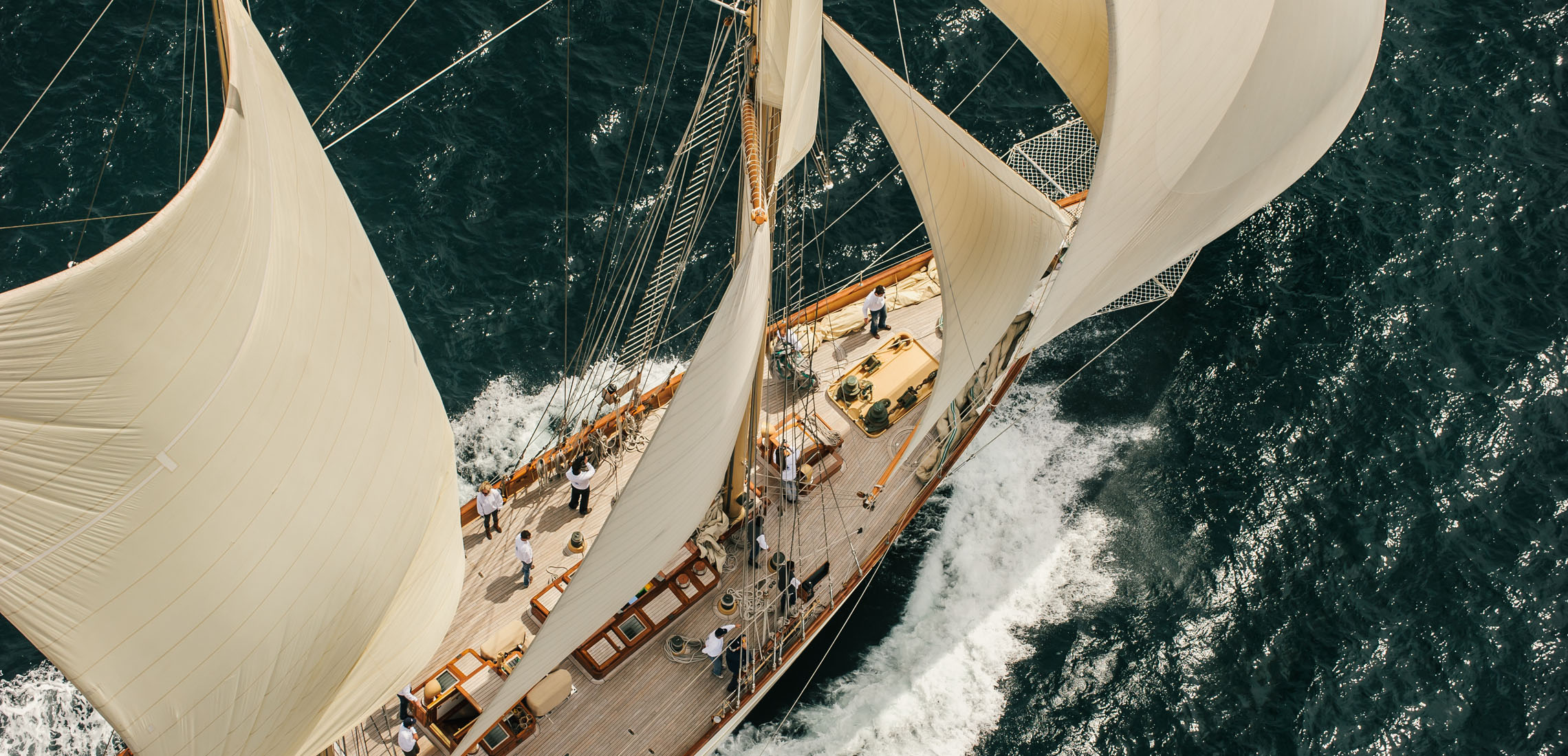 Sailing Yacht Mikhail S