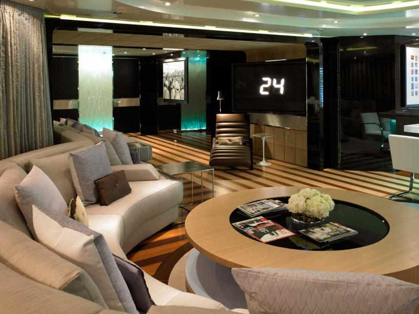 Interior - seating