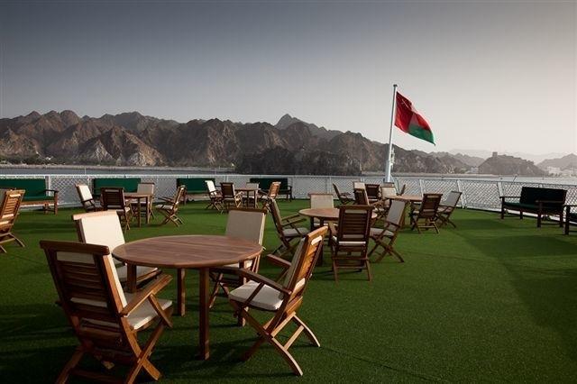 Sun Deck On Yacht LOALOAT AL BEHAR