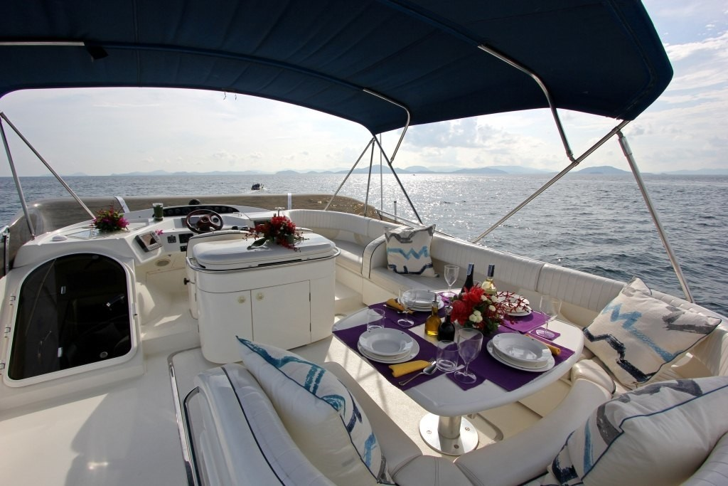 The 20m Yacht ISABELLA ROSE