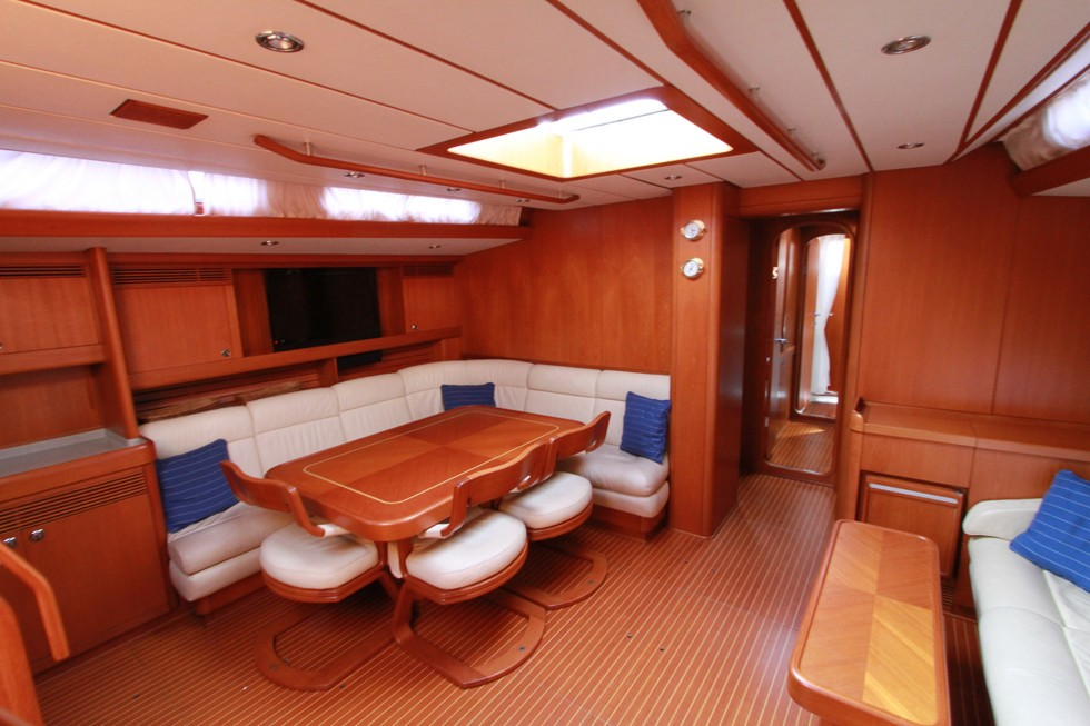 The 21m Yacht CLAUDIA IV