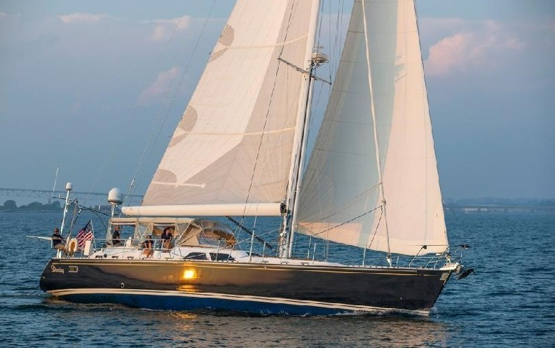 The 21m Yacht DESTINY