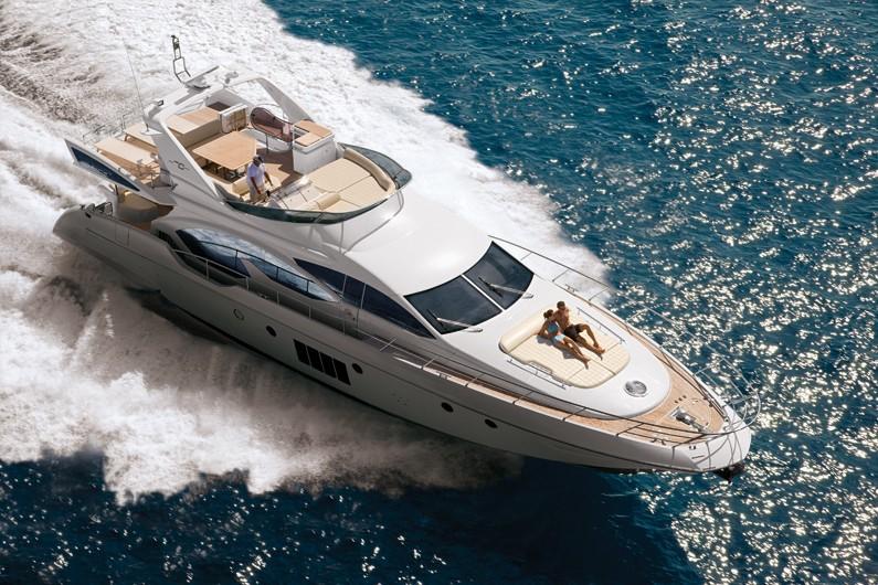 The 21m Yacht MARSHMELLOWS