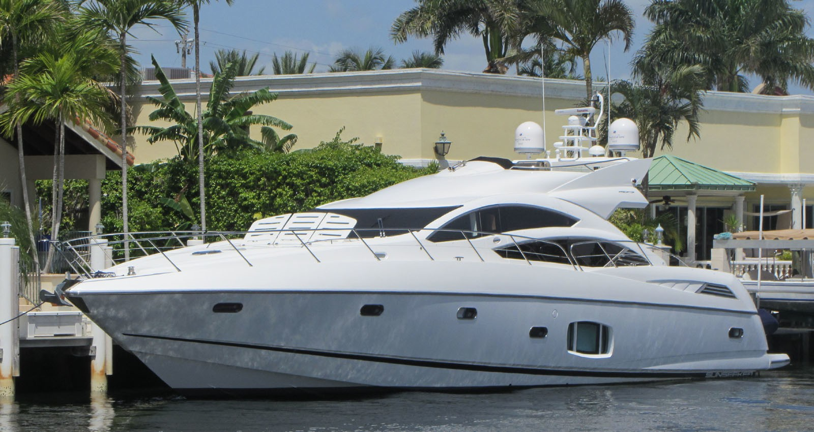 The 22m Yacht EAGLE II