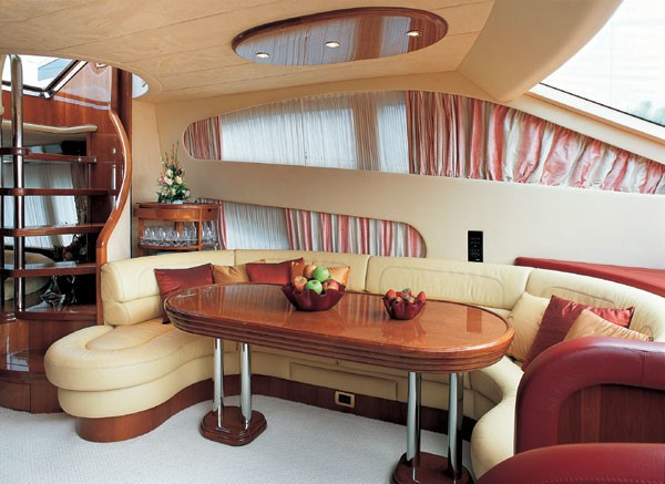 The 22m Yacht IRIS
