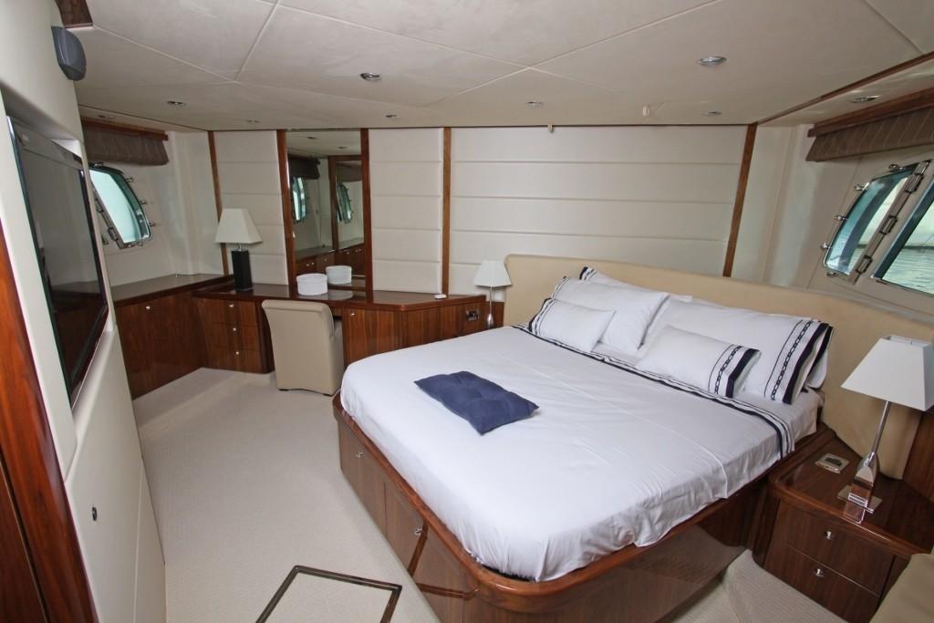 The 22m Yacht SEFERINO