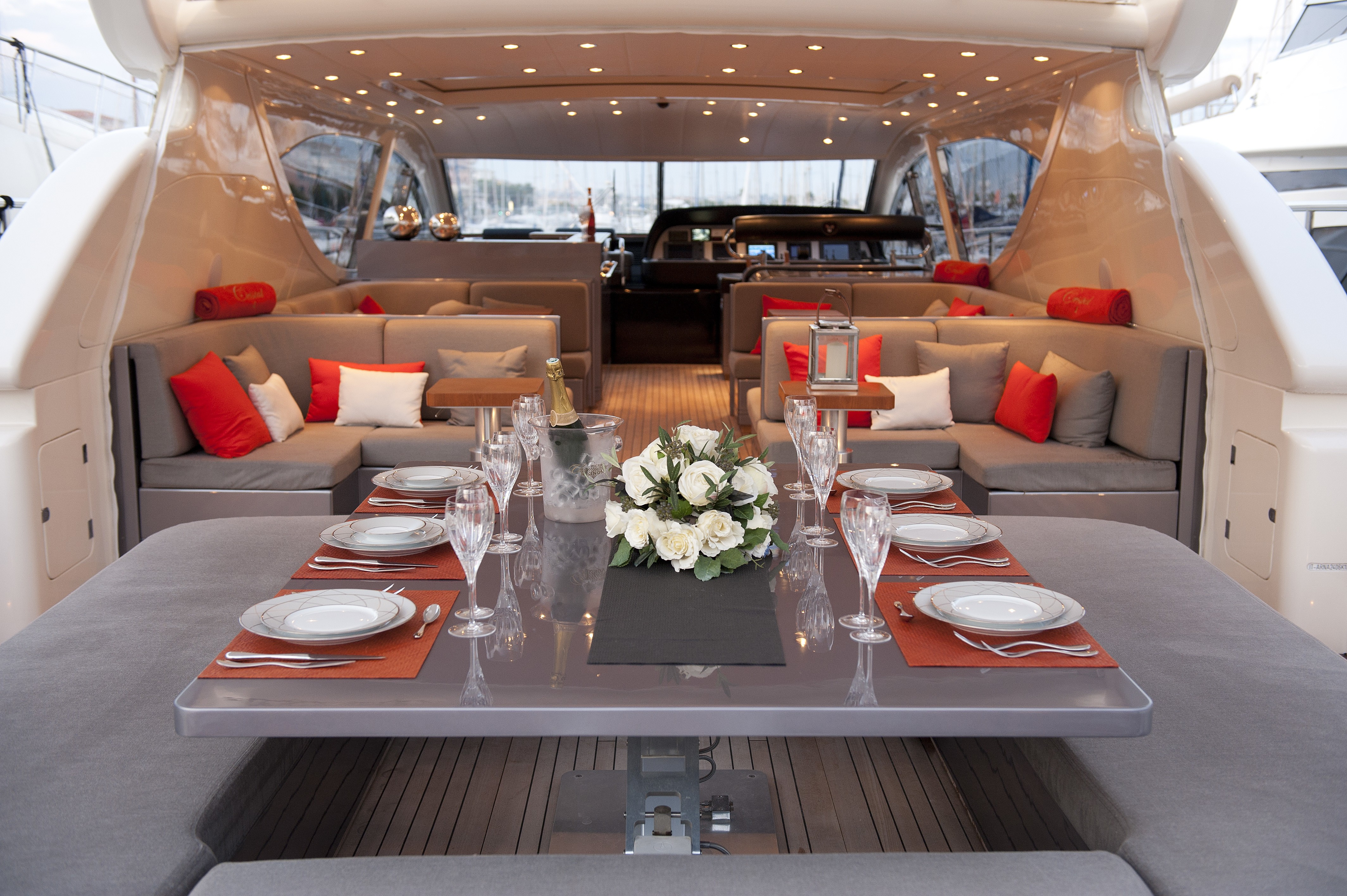 The 24m Yacht CRISTAL 1