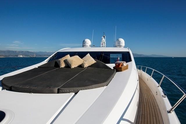 The 24m Yacht SAMANA