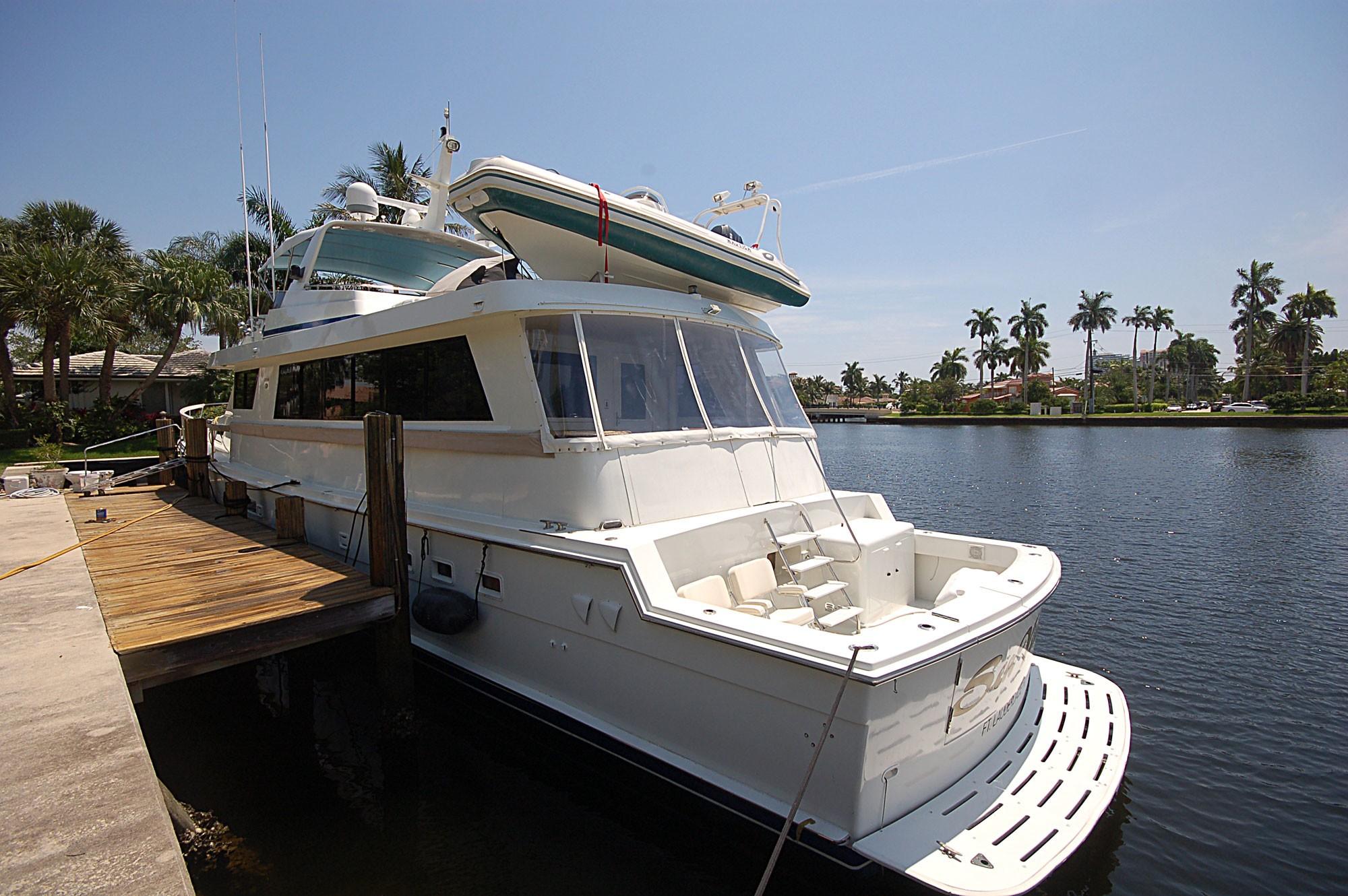 The 24m Yacht SEA VISTA