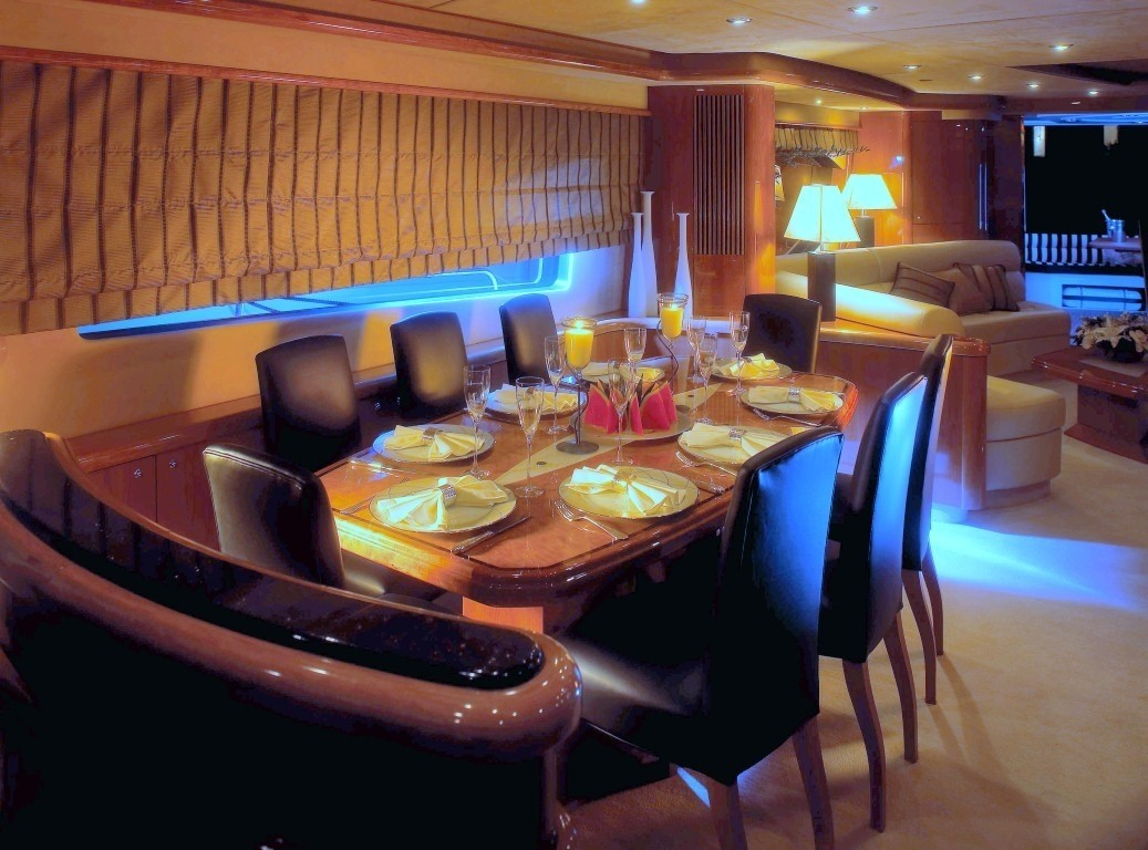 Yacht TAURI, Sunseeker 82   CHARTERWORLD Luxury Superyacht
