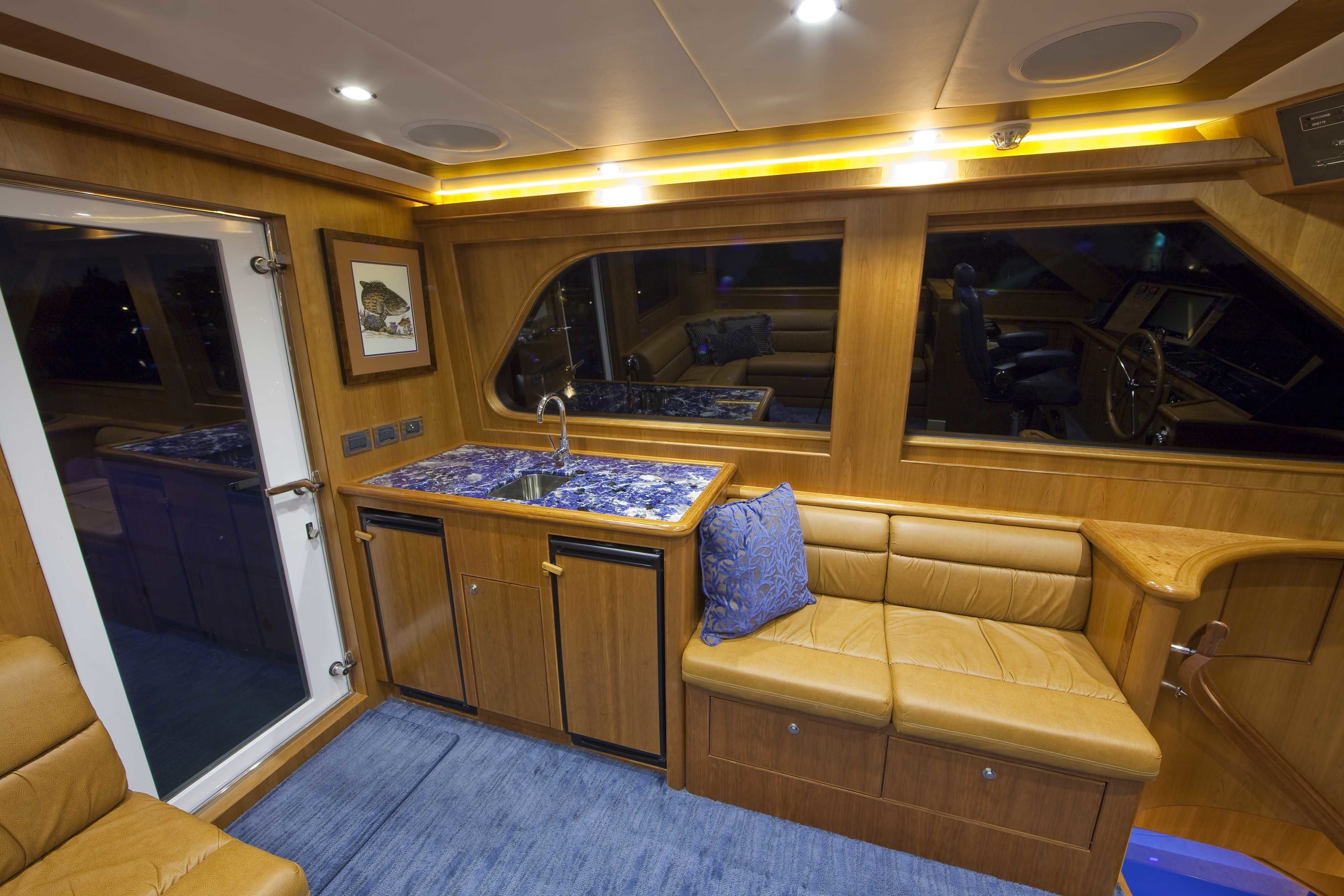 The 25m Yacht ANDIAMO