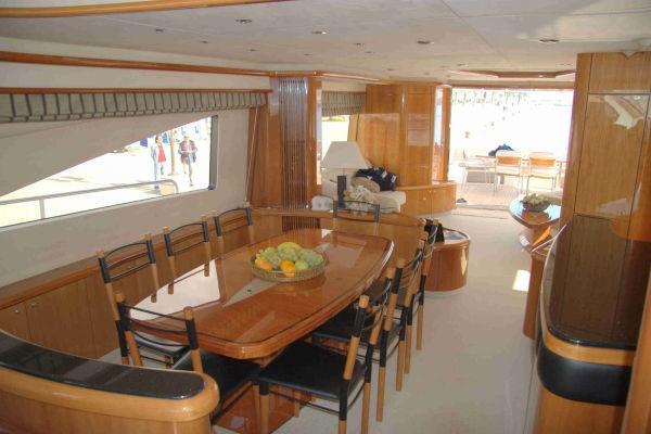 The 25m Yacht LUCKY BEAR