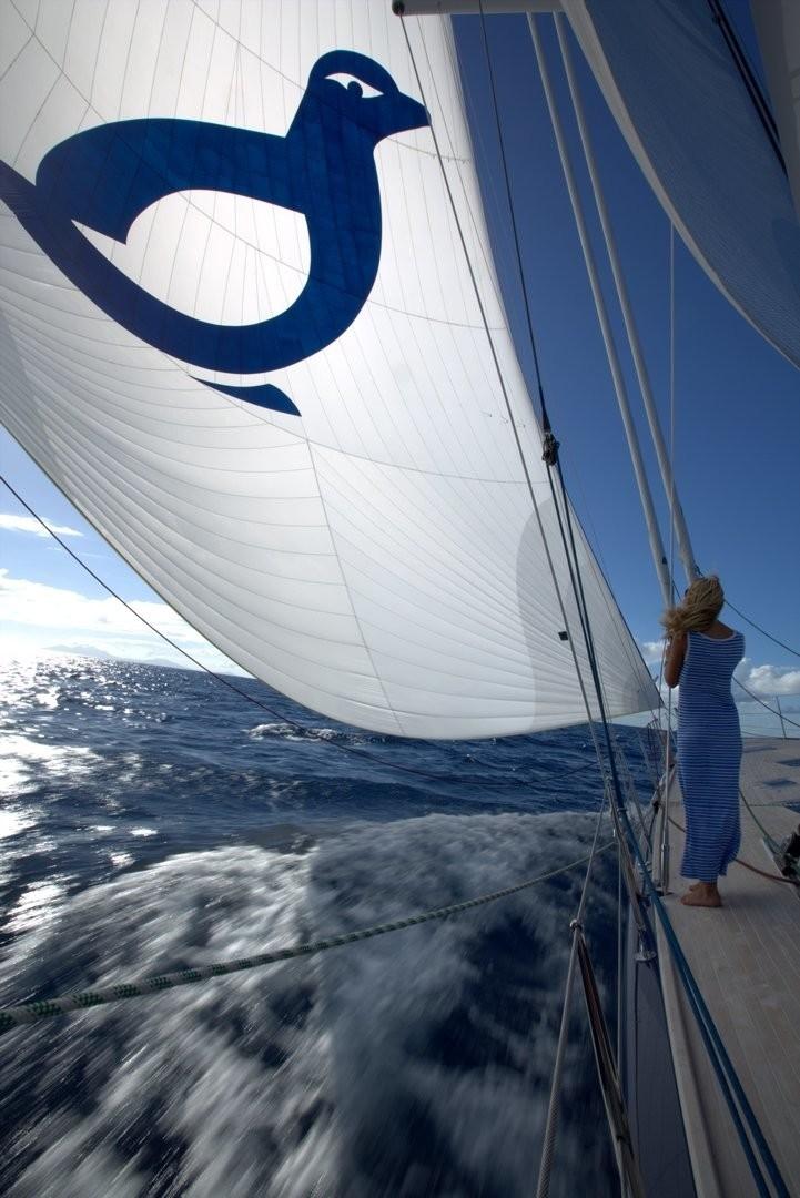 The 25m Yacht PTARMIGAN