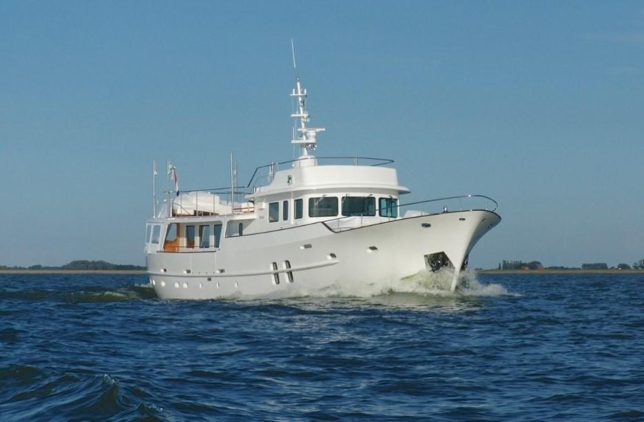 The 26m Yacht SULTANA