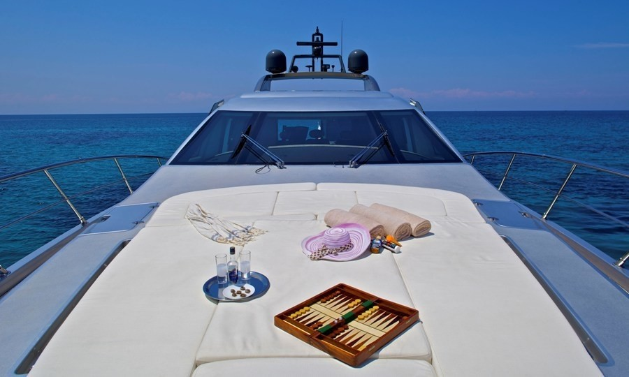 The 26m Yacht THEA MALTA