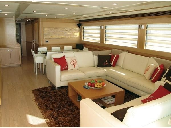 The 26m Yacht ZIACANAIA
