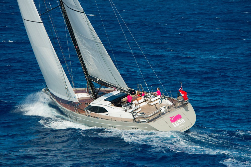 The 27m Yacht LUSH