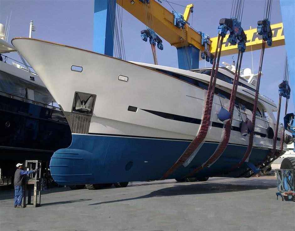 The 28m Yacht LADY P