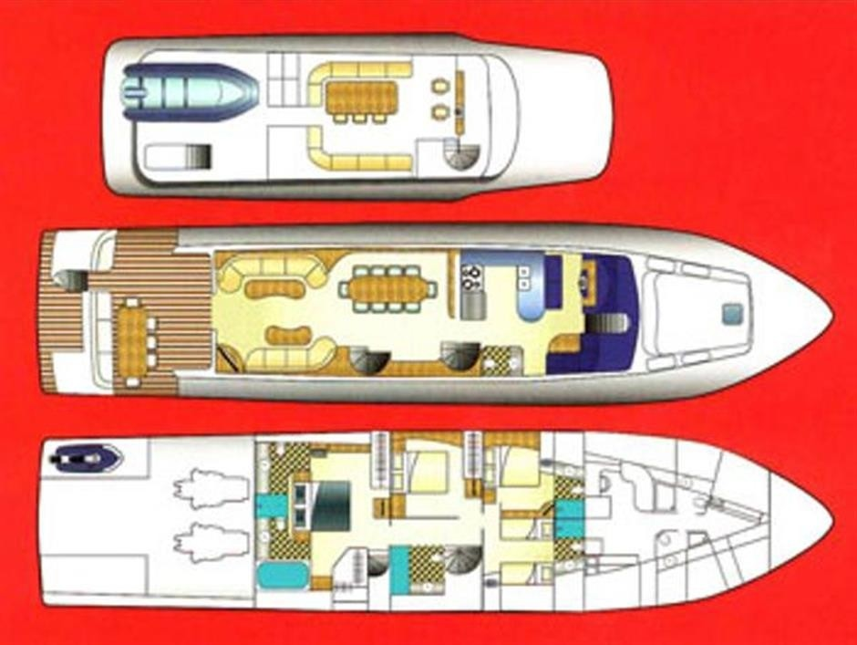 The 28m Yacht YOLY