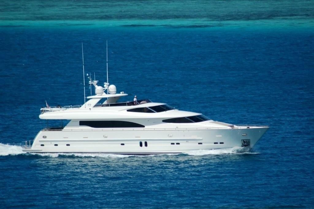 The 29m Yacht AQUARIUS