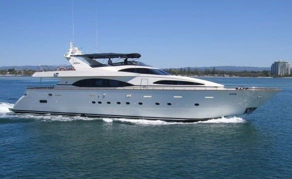 The 30m Yacht ACCAMA DELTA