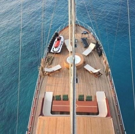 Life On Board Yacht BROTHERS
