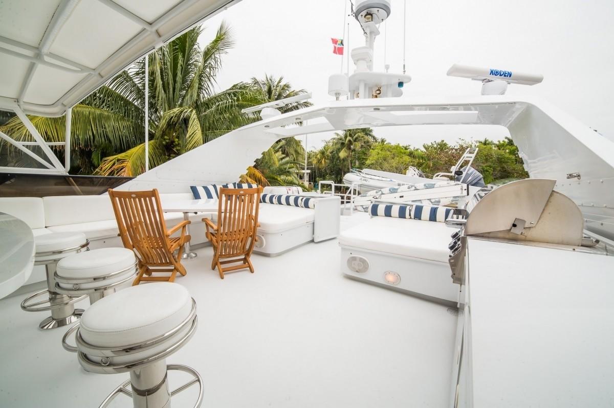 The 30m Yacht LADY LEX