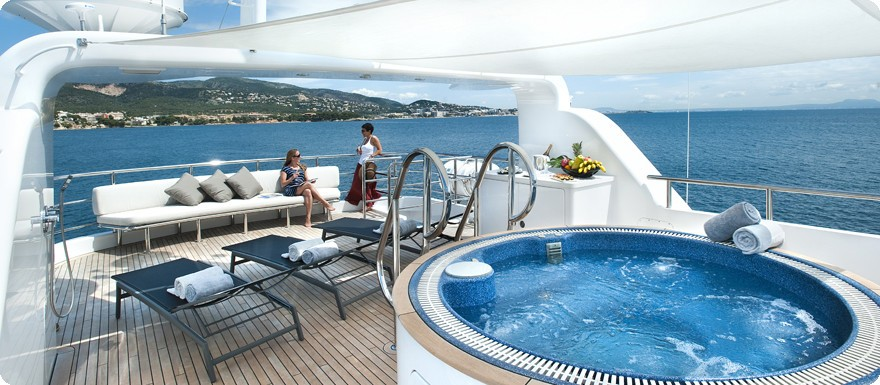 The 33m Yacht CHRISTINA G