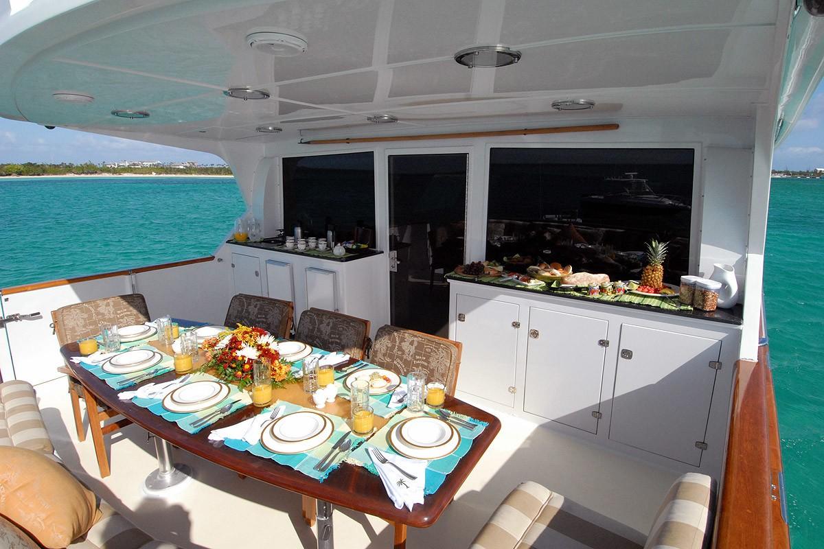 The 33m Yacht KALEEN