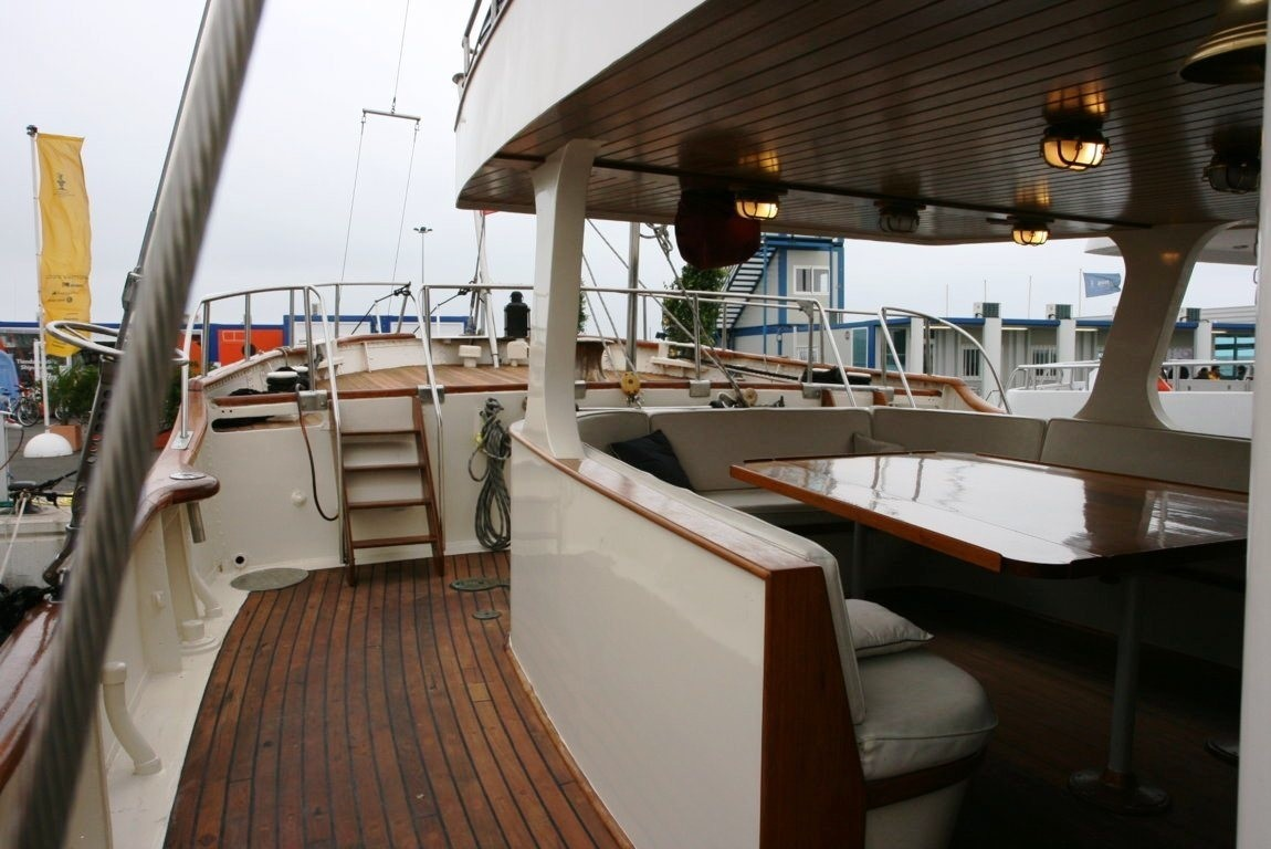 The 33m Yacht SOUTHERN CROSS