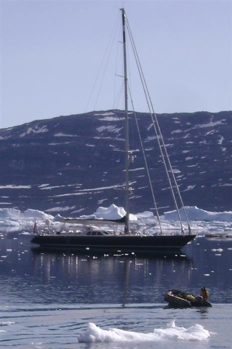 The 34m Yacht BILLY BUDD 2