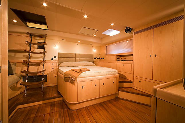The 34m Yacht BILLY BUDD 2