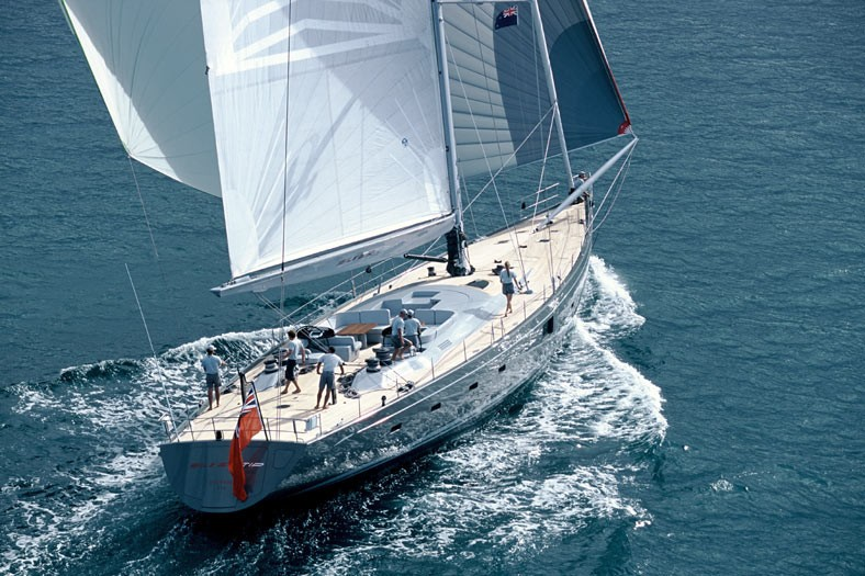 The 34m Yacht SILVERTIP