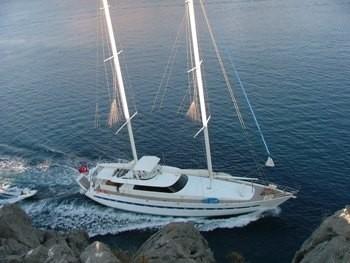 The 35m Yacht ANGELO II