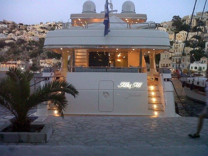 The 35m Yacht M&M