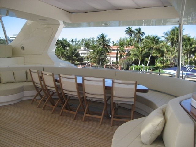 The 35m Yacht VIVERE