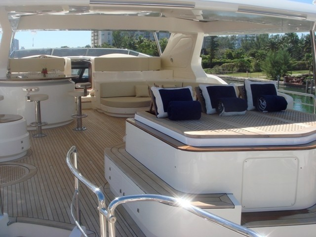 Life Aboard Yacht VIVERE