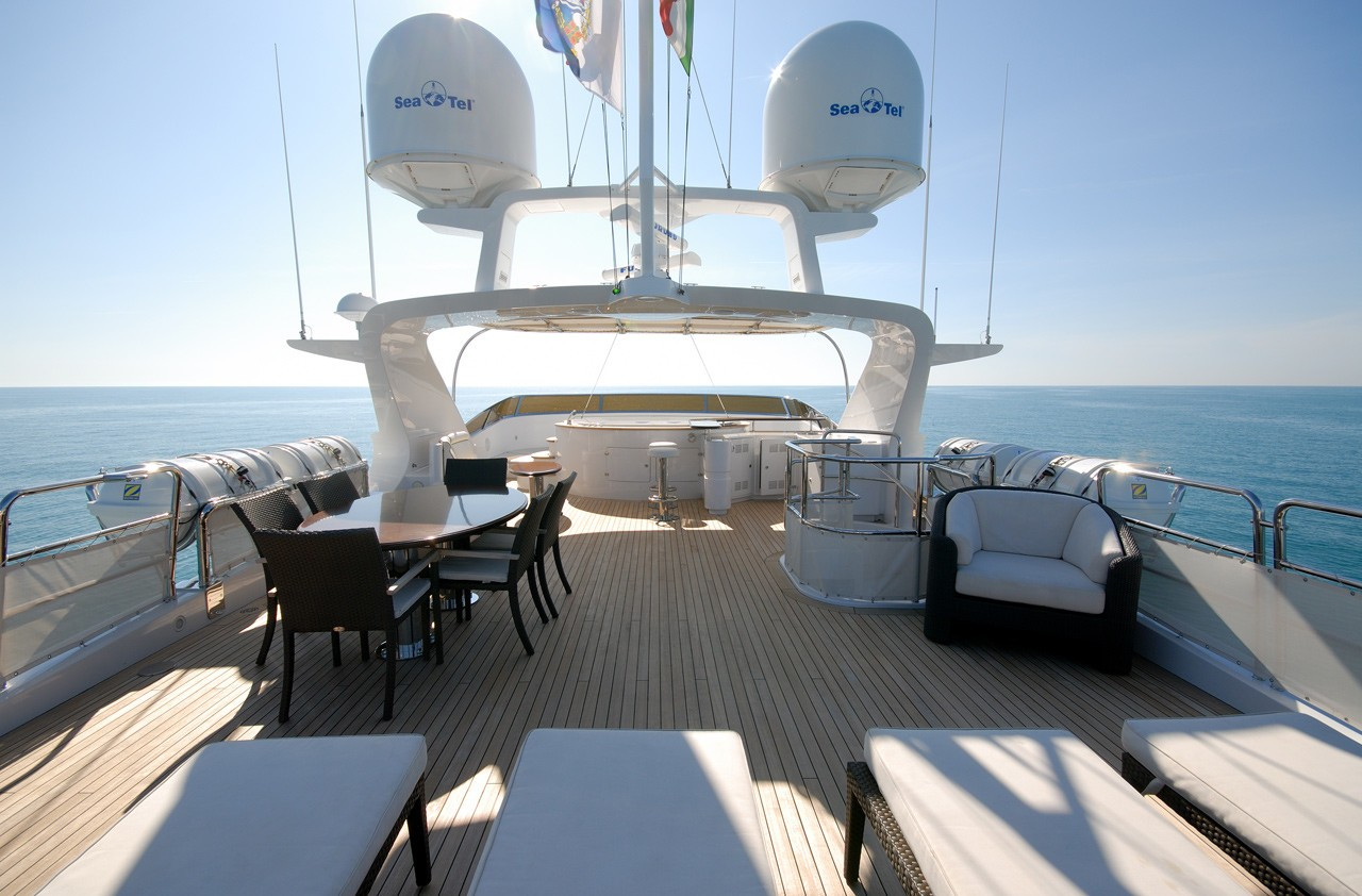 The 36m Yacht ELENA NUEVE