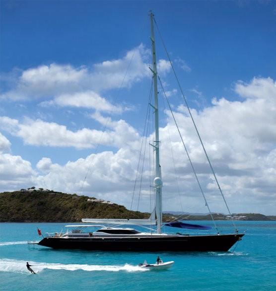 The 36m Yacht GENEVIEVE