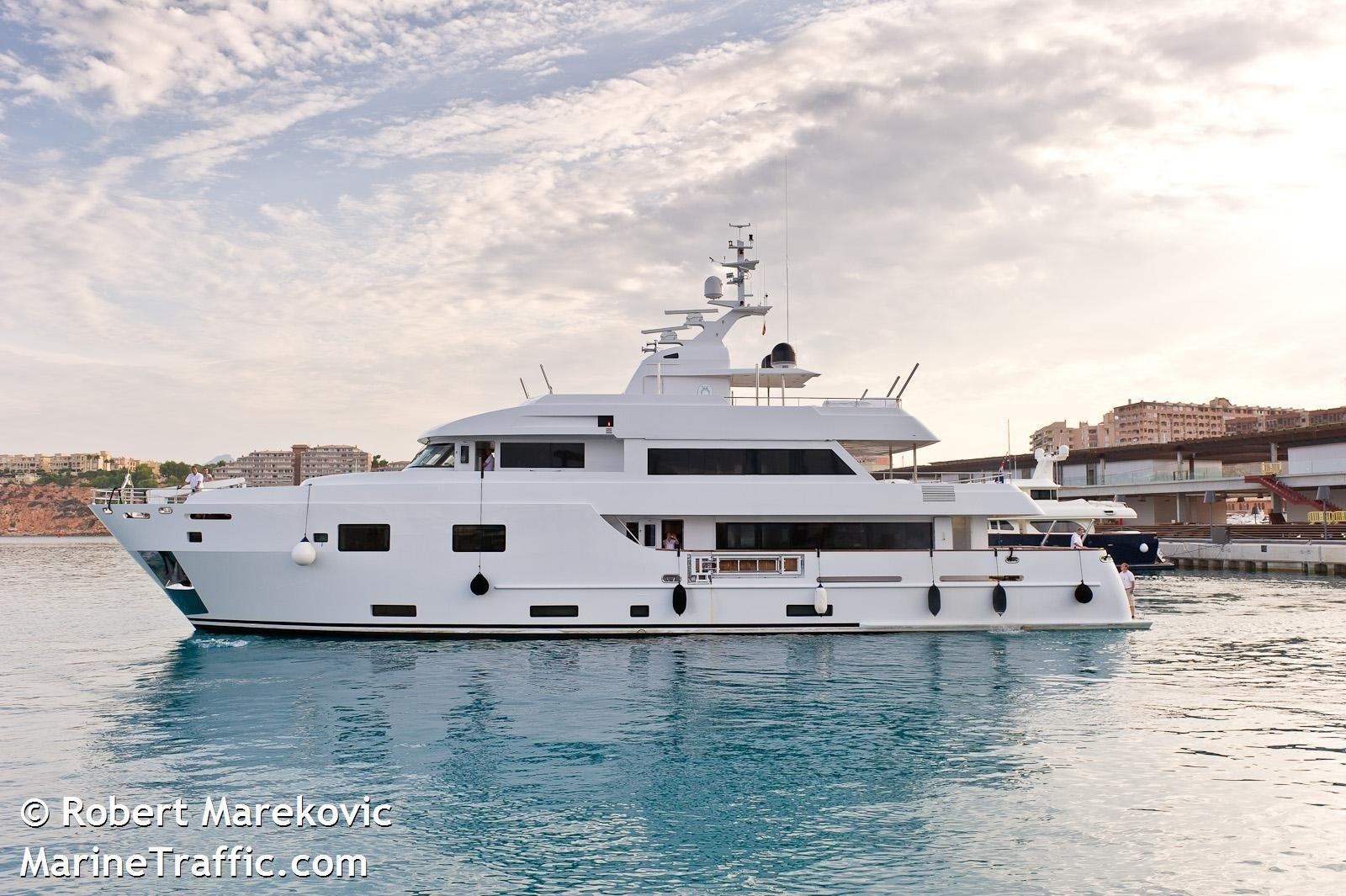 motor yacht TOMMY BELLE