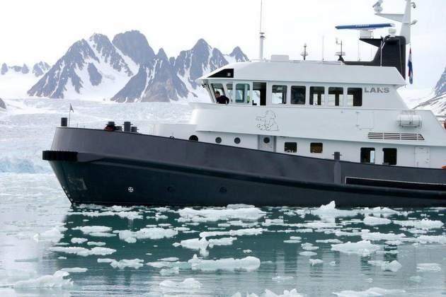 The 36m Yacht LARS