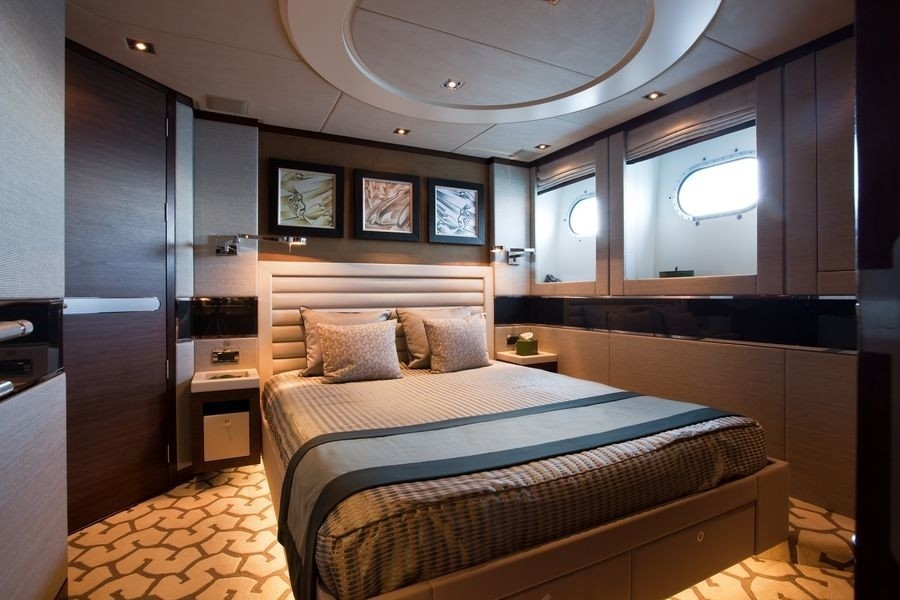 Statetroom On Yacht AURELIA