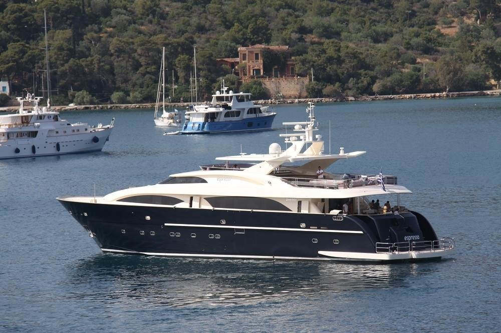 The 37m Yacht ESPRESSO